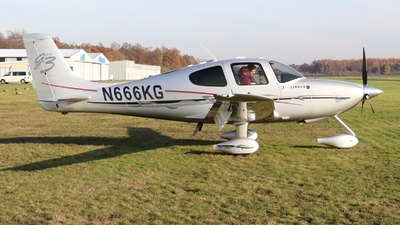 A picture of N666KG - Cirrus SR22 - [2488] - © Marcel Hagemann