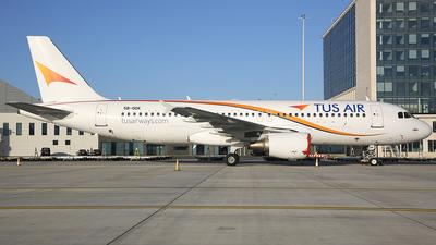 5B-DDK - Airbus A320-214 - Tus Airways
