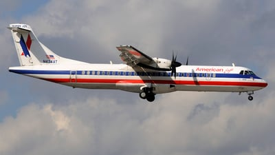 N434AT - ATR 72-212 - American Eagle (Executive Airlines)