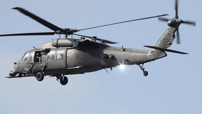 89-26206 - Sikorsky HH-60G Pave Hawk - United States - US Air Force (USAF)