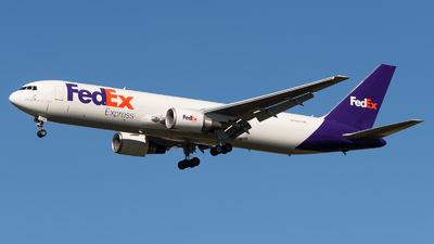 A picture of N126FE - Boeing 7673S2F(ER) - FedEx - © Positive Rate Photography