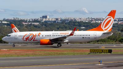 A picture of PRGXQ - Boeing 7378EH - GOL Linhas Aereas - © LazaroEdu