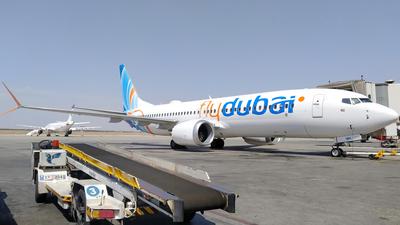 A6-FMH - Boeing 737-8 MAX - flydubai