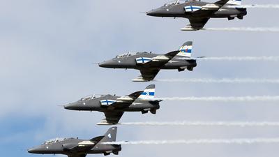 HW-354 - British Aerospace Hawk Mk.51A - Finland - Air Force