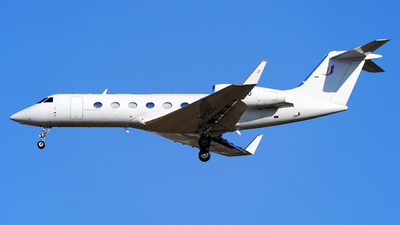 B-8250 - Gulfstream G450 - Deer Jet