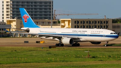 A picture of B6526 - Airbus A330223 - China Southern Airlines - © w9r