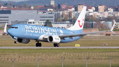 A picture of DATUI - Boeing 7378K5 - [30287] - © Dominik Erhardt