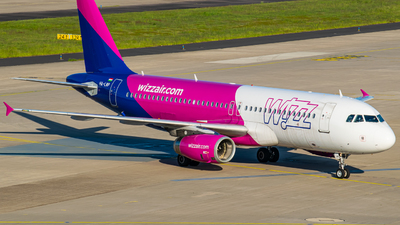 A picture of HALWP - Airbus A320232 - Wizz Air - © Finnographie