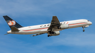 C-GIAJ - Boeing 757-28A(SF) - Cargojet Airways