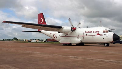 69-033 - Transall C-160D - Turkey - Air Force