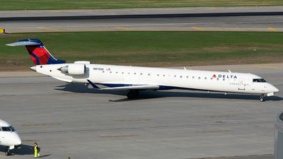 N815SK - Bombardier CRJ-900LR - Delta Connection (SkyWest Airlines)