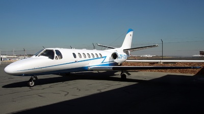 ZS-TSB - Cessna 560 Citation Ultra - Private