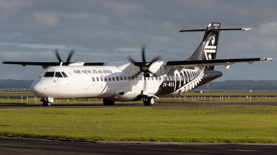 ZK-MZA - ATR 72-212A(600) - Air New Zealand