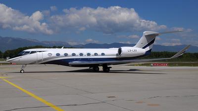 LX-LXX - Gulfstream G650 - Global Jet Luxembourg