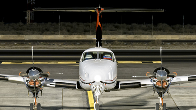 A picture of ECJGB - Beech B200 Super King Air - [BB1478] - © Ses
