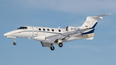 A picture of DCLAV - Embraer Phenom 300 -  - © Juha Portti