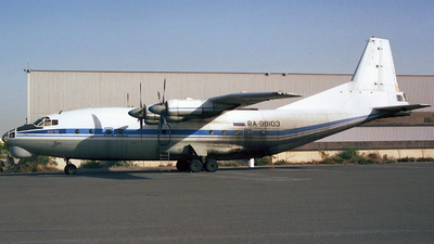 RA-98103 - Antonov An-12BP - Untitled