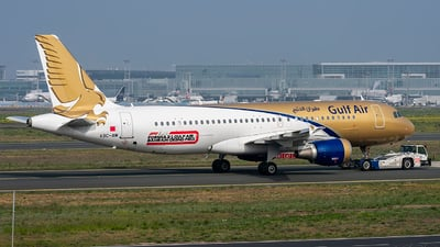 A9C-AM - Airbus A320-214 - Gulf Air