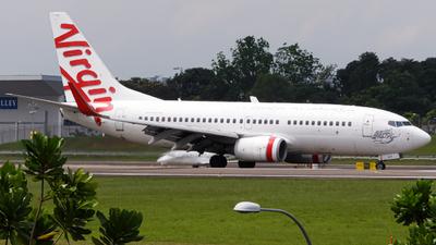 VH-VBY - Boeing 737-7FE - Virgin Australia Airlines