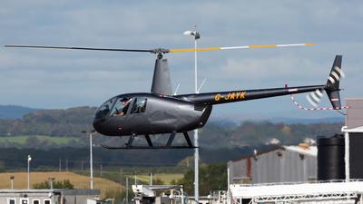 G-JAYK - Robinson R44 Raven II - Private
