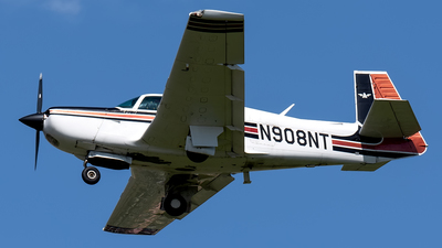 N908NT - Mooney M20K - Private