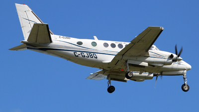 C-GJBQ - Beechcraft A100 King Air - Strait Air