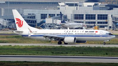 B-1392 - Boeing 737-8 MAX - Air China