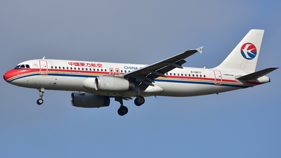 B-6877 - Airbus A320-232 - China Eastern Airlines