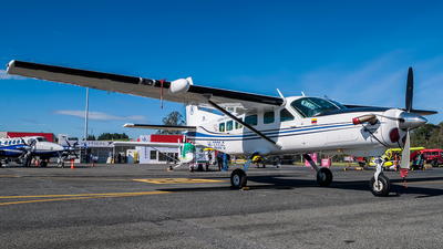 HK-3200-G - Cessna 208 Caravan - Aeronáutica Civil Colombia