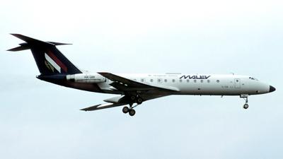HA-LBR - Tupolev Tu-134A-3 - Malév Hungarian Airlines