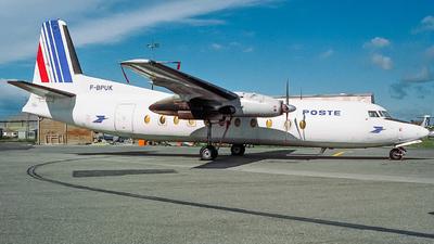 F-BPUK - Fokker F27-500 Friendship - Untitled