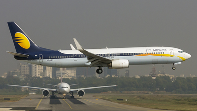 VT-JBY - Boeing 737-96NER - Jet Airways
