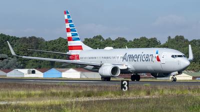 N947AN - Boeing 737-823 - American Airlines