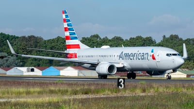 A picture of N947AN - Boeing 737823 - American Airlines - © Ariel Castillo Morales