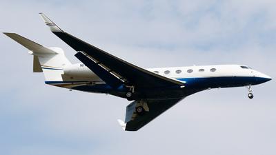 N100AL - Gulfstream G650ER - Gulfstream Aerospace