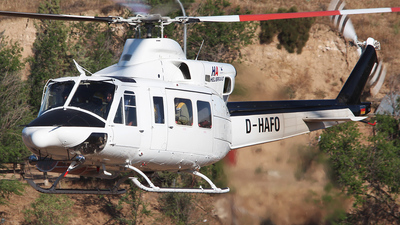 D-HAFO - Bell 205A-1 - HeliBravo