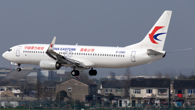 A picture of B208D - Boeing 73789P - China Eastern Airlines - © XPHNGB