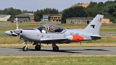 ST-48 - SIAI-Marchetti SF260D - Belgium - Air Force