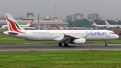 4R-MRD - Airbus A321-231 - SriLankan Airlines