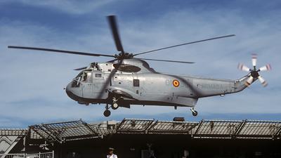 HS.9-6 - Sikorsky SH-3H Sea King - Spain - Navy