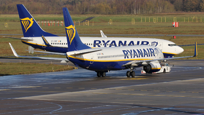 EI-DPO - Boeing 737-8AS - Ryanair