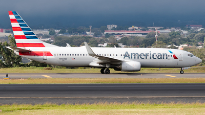 A picture of N903NN - Boeing 737823 - American Airlines - © Alfredo La Red