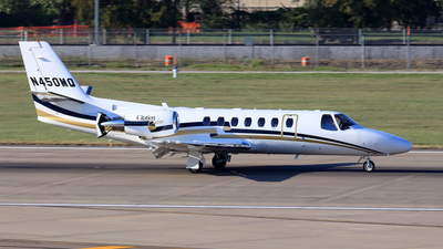 N450MQ - Cessna 560 Citation Encore - Private