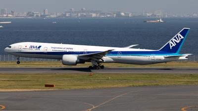 JA735A - Boeing 777-381ER - All Nippon Airways (ANA)