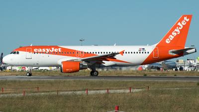 OE-ICV - Airbus A320-214 - easyJet Europe