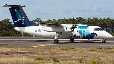 A picture of CSTRC - De Havilland Canada Dash 8200 - SATA Air Acores - © Erik Goodfellow