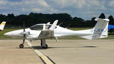 G-JKMJ - Diamond DA-42 Twin Star - Private