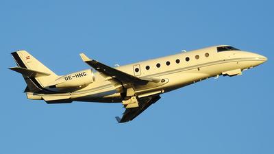 OE-HNG - Gulfstream G200 - MJet
