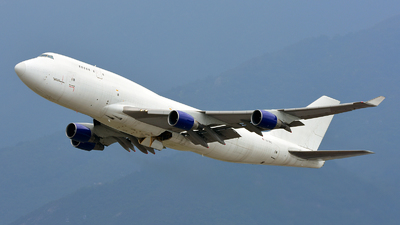 N471MC - Boeing 747-412(BCF) - Atlas Air
