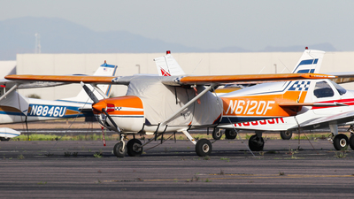 N6120F - Cessna A150L Aerobat - Private